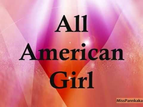 All-American Girl (song) - Wikipedia