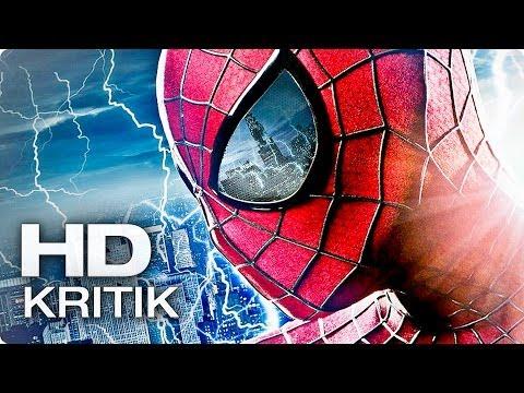 THE AMAZING SPIDER-MAN 2 Kritik | 2014 Trailer [HD]
