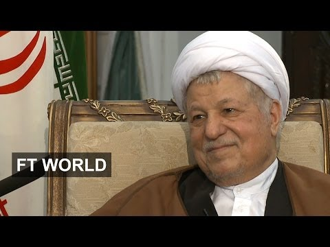 Rafsanjani on Iran's nuclear deal