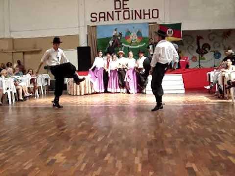 Xote de Duas Damas & Dança dos Facões - Marca do Sul
