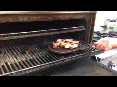 Documental 2: COCINANDO. Hornos Brasa Vulcano, Charcoal Ovens, wood Ovens, Grill Ovens