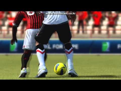 Level.vn - Clip kỹ thuật trong FIFA Online 3  Ảo thuật gia sân cỏ