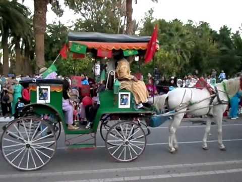 فيديو:لقطات من حفل الاستعراض بمدينة تارودانت ،بمناسبة الذكرى 40 للمسيرة الخضراء