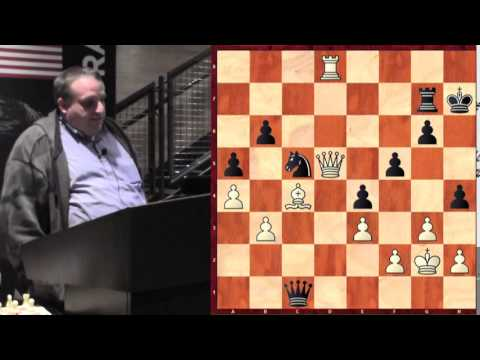 Six Endgames that Needed Precision - GM Ben Finegold - 2014.12.09
