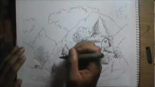 Curso de tinta china. Capítulo 5