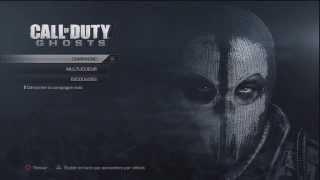 Call Of Duty : Ghost / Découverte/ Escouade/ Come Back