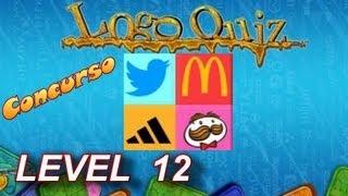 CONCURSO LOGO QUIZ Level 12