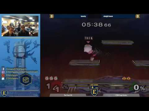 The Cave 24 Melee Singles - Mew vs Rooster