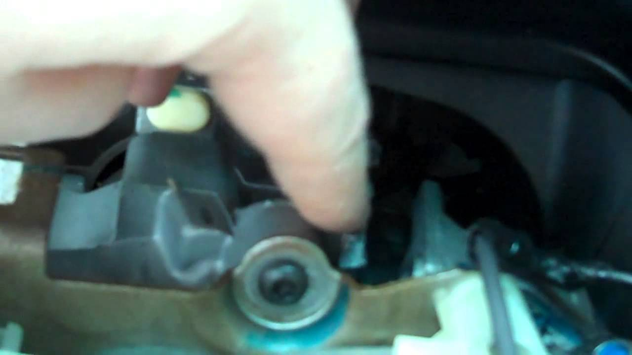 Toyota Tundra 2002 Automatic Gear Shift Broke