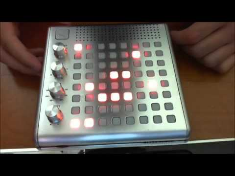 Bliptronic 5000 LED Synthesizer (Best Video)