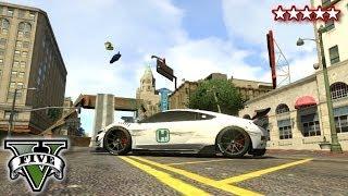 Jumps To The Moon GTA 5 LiveStream (Fun Custom Races GTA