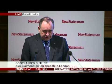 Alex Salmonds speech in London 4 March 2014
