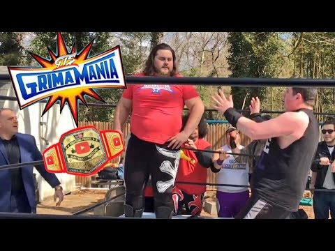 FORMER WWE NXT SUPERSTAR DESTROYS GTS YOUTUBE WRESTLING FIGURES CHAMPION!