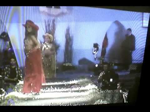 Carol Dias escolha da Rainha da Festa do Peão de taquaritinga 2012 - 2ª Princesa