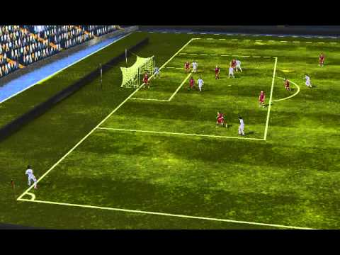 FIFA 14 Android - Real Madrid VS Derby County
