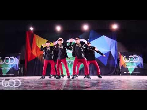 Nhóm nhảy sáng tạo nhất Thế giới!