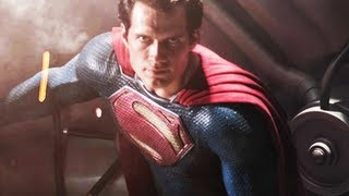 Man Of Steel Official Trailer #3 2013 Superman Movie [HD