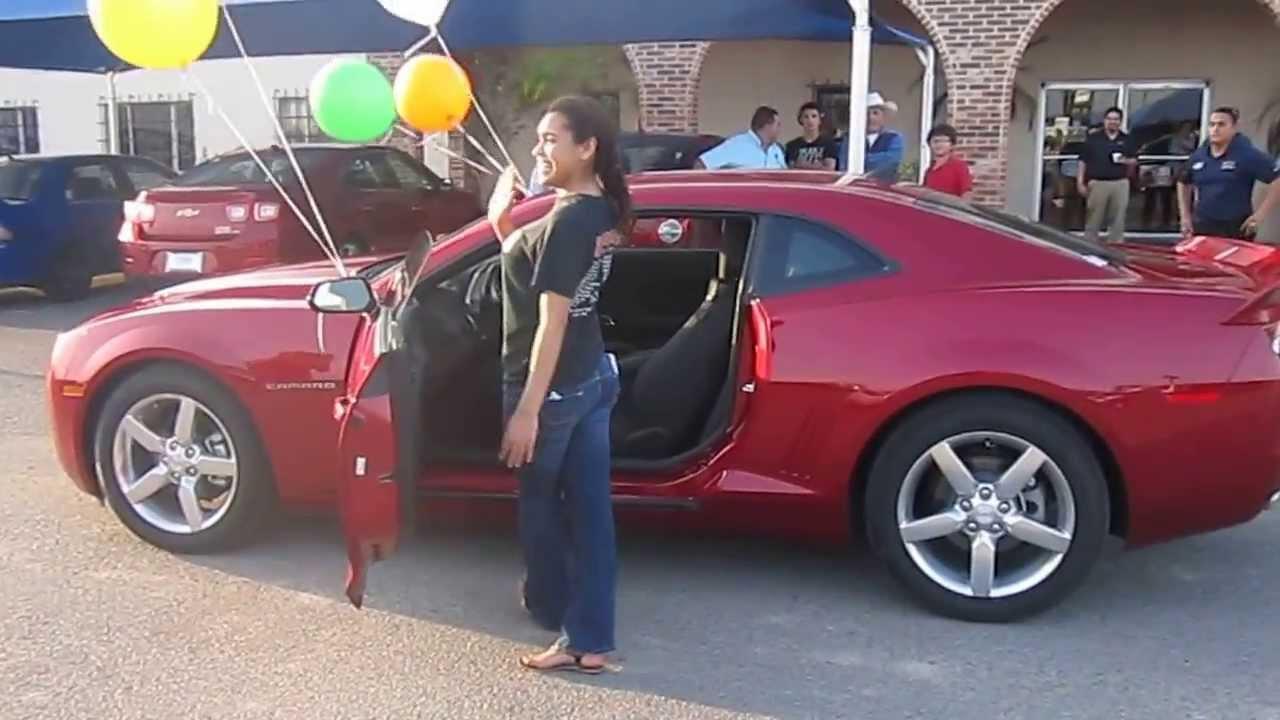 Surprise 2013 Chevrolet Camaro Payne Weslaco Motors Weslaco Texas Youtube