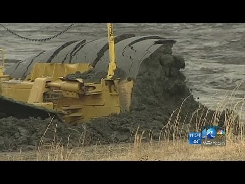 Lauren Compton reports on coal ash spill