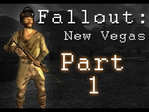 Fallout New Vegas Modded - Part 1