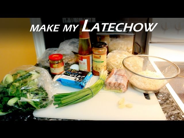 Instant Noodles - Make My Latechow: Episode 1