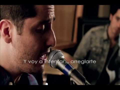 Coldplay - Fix You (Boyce Avenue feat Tyler Ward acoustic cover) Subtitulada al Español