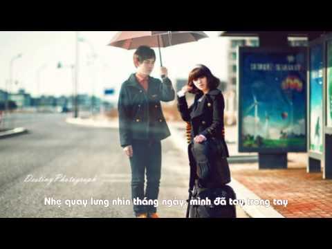 Nếu Như Ta Cách Xa - Hồ Quang Hiếu ft Bảo Thy [Video Lyric]