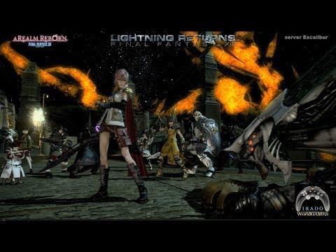 Final Fantasy XIV ARR \