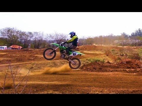 Vídeo Drone mostra prova de Motocross em São Carlos de maneira incrível