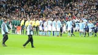 UEFA Champions League Anthem Manchester City Vs Real
