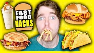 FAST FOOD HACKS