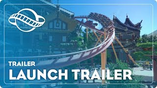 Planet Coaster - Megjelenés Trailer