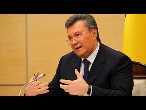 Switzerland, Austria and Liechtenstein freeze assets and bank accounts of Ukraine's Yanukovych