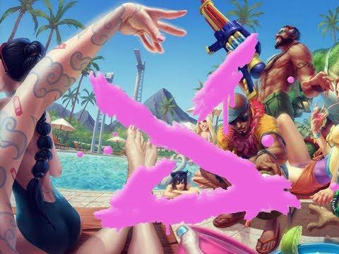 Newest Champion Vi's Sister Jinx & Xerath Rework! (LoL / League of Legends)