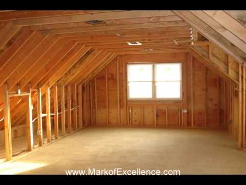 Cape Cod Conversion by Mark of Excellence Remodeling - YouTube