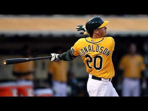 Josh Donaldson 2013 Highlight Mix HD