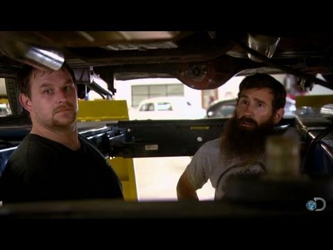 Richard & Aaron: Passion for the Business   Fast N' Loud