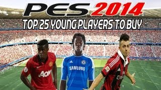 PES 2014 Top 25 Young Stars Players 25 1