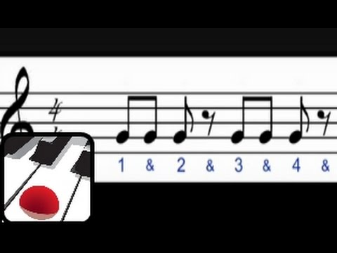 Learn to Play the Piano - Lesson #14 - music notation rhythm part 3 (rests)