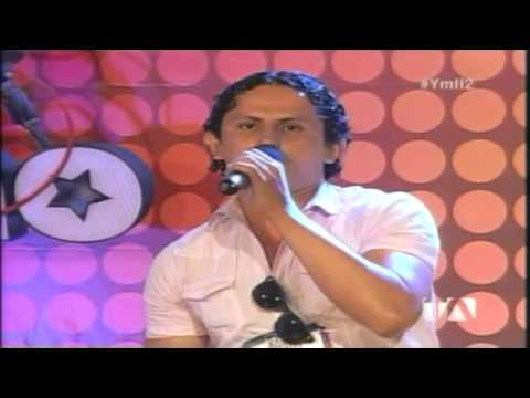 Ricardo Montaner - Casting Yo me llamo Ecuador 2da temporada