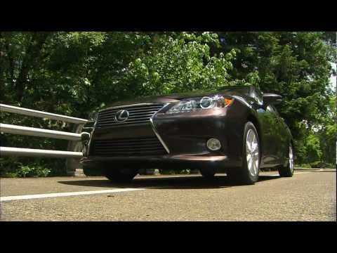 2013 Lexus ES 350 and ES 300h