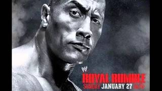 "WWE Official Royal Rumble 2013 Theme Song ""Champion"" By"