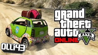GTA 5 Online Hipster Update: It's a Smart Car! (Grand Theft Auto V)