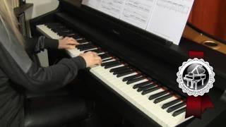 "SCHUBERT ""Ave Maria"" Piano Version"