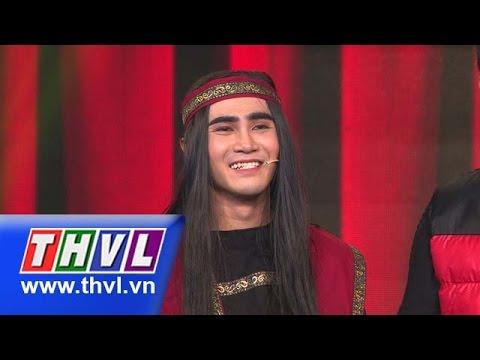THVL | Cười xuyên Việt - phiên bản nghệ sĩ | Tập 9: Dưa hấu Mai An Tâm - Huỳnh Lập