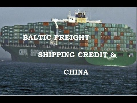 04 15 14 - Macro Analytics-  Baltic Freight, Shipping Credit & China - Part 1 w/Bert Dohmen
