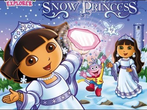 Dora Saves The Snow Princess, Movie - Episode 4 | Run Time: 26 Minutes