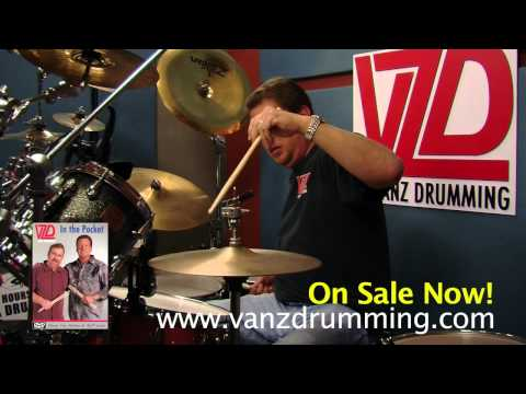 Drum Lesson - Fun Fill - Vanz Drumming