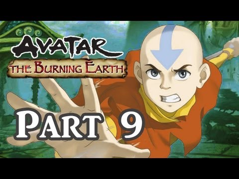 Avatar - The Last Airbender: Burning Earth (PS2, Wii, X360) Walkthrough PART 9 [Full - 9/20]