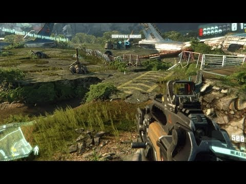 Crysis 3 Beta Multiplayer Gameplay